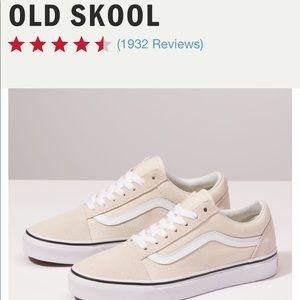 Old Skool Vans